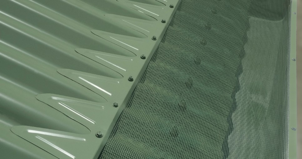 2mm all steel mesh gutter guard